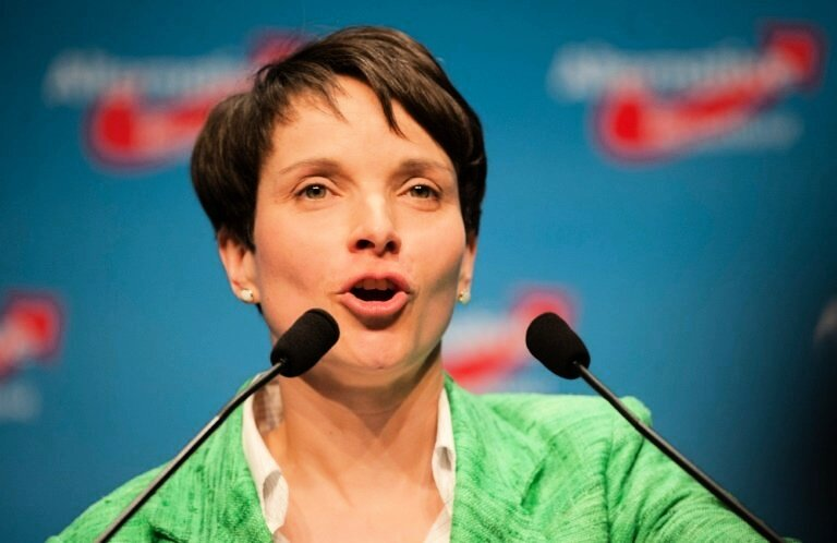 afd chefin petry darf in m nchener hofbr ukeller auftreten politik deutschland today. Black Bedroom Furniture Sets. Home Design Ideas
