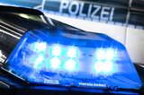 Polizeieinsatz in Apolda