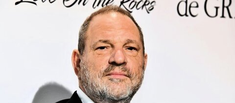 Harvey Weinstein am 23. Mai beim Cannes Film Festival