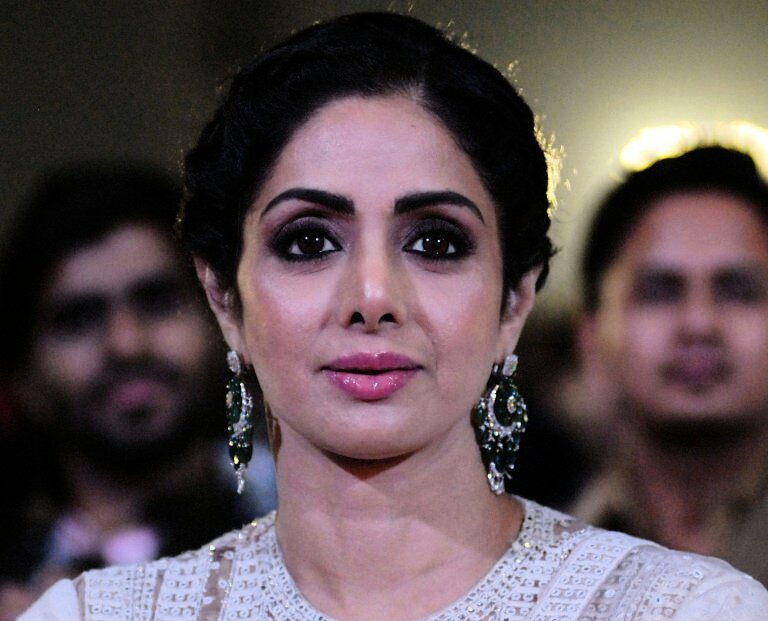 Bollywood- Superstar Sridevi Kapoor ist tot