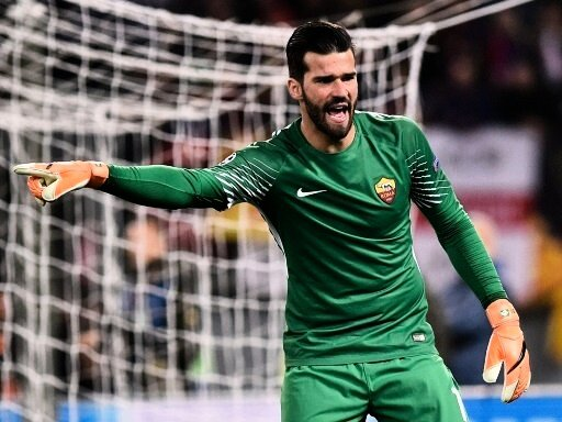 FC Liverpool hat Interesse an Torwart Alisson