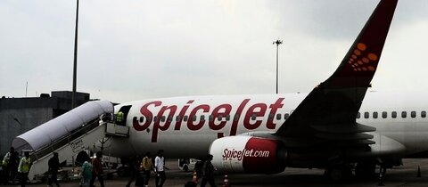 SpiceJet said the accident occurred at Kolkata airport in eastern India
