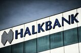 The US Department of Justice said it had charged Turkey's Halkbank with six counts of fraud, money laundering, and sanctions offenses