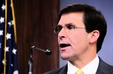 Pentagon-Chef Mark Esper