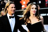 """Brangelina"" 2012 in Hollywood"