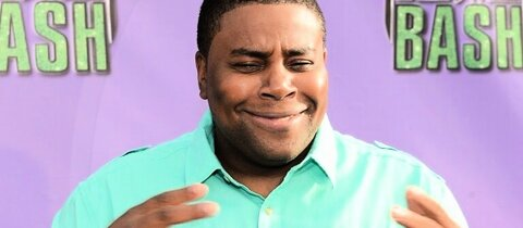US-Comedian Kenan Thompson