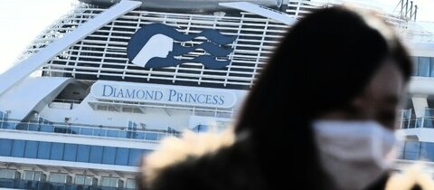 "Infizierter in Israel war auf der ""Diamond Princess"""