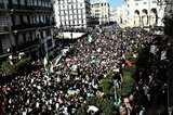 Massenproteste in Algerien
