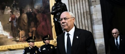 Ex-Außenminister Colin Powell