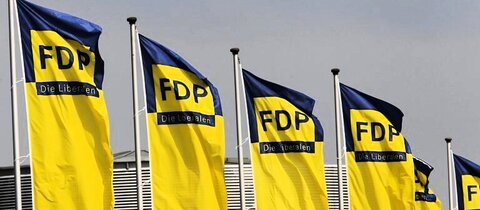Vorstand und Prsidium der FDP bereiten Parteitag vor