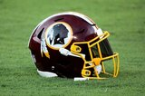 Helm der Washington Redskins