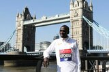Wird in London an den Start gehen: Eliud Kipchoge