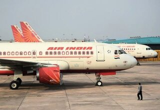 Air-India-Maschine