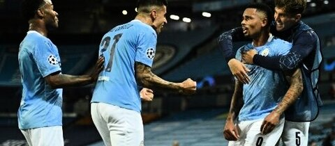 City wirft Real Madrid aus der Champions League