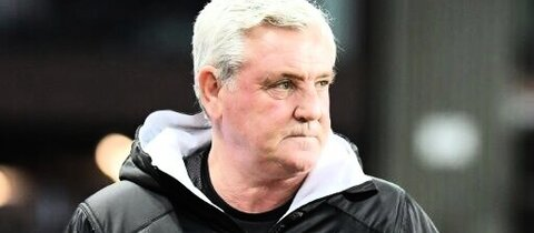 Trainer von Newcastle United: Steve Bruce