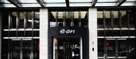 Eon-Hauptsitz in Dsseldorf