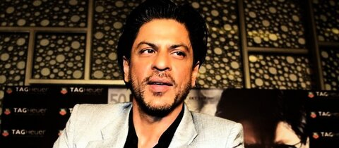 Bollywood-Star Shah Rukh Khan