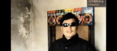 Menschenrechtsaktivist Chen Guangcheng