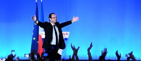 Wahlsieger Hollande