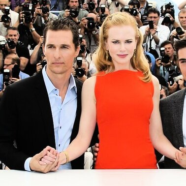 ... braucht Hollywood-Schauspielerin Nicole Kidman normalerweise nicht. Bei den Filmfestspielen in Cannes freut sie sich dennoch ber die Untersttzung ihrer Filmkollegen Matthew McConaughey und Zac Efron. Gemeinsam prsentiert das Trio ihren neusten Streifen &quot;The Paperboy&quot;.