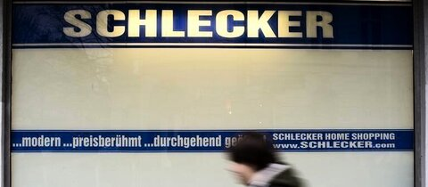Schlecker-Filiale in Berlin