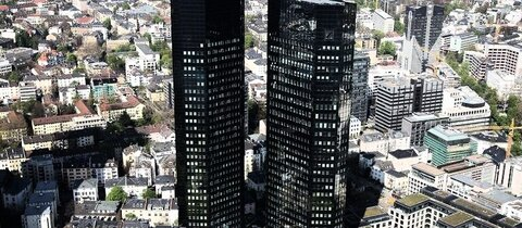 Deutsche-Bank-Türme in Frankfurt am Main