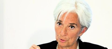 IWF-Chefin Lagarde