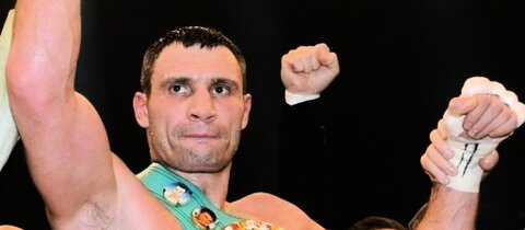 WBC-Champion Witali Klitschko