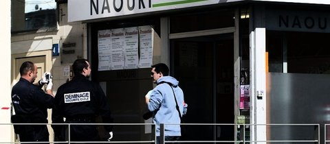 Anschlag auf jdischen Supermarkt bei Paris