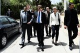 Westerwelle in Ramallah