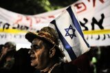 Israelis demonstrieren gegen Sparbeschlsse