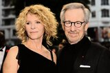 Spielberg und Gattin Kate in Cannes