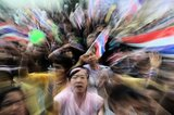 Thailands Opposition plant neue Massenproteste