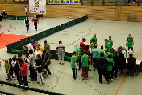 19 integratives Sportfest in Suhl