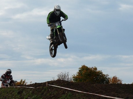 Motocross am Kelzer Berg
