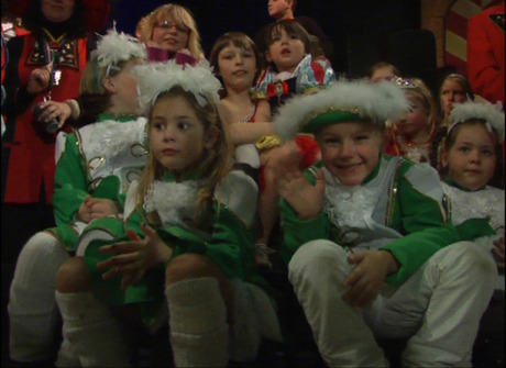 Kinderfasching in Sonneberg